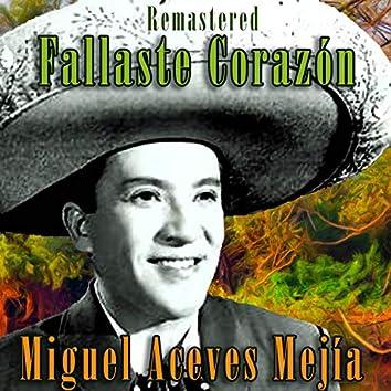Fallaste Corazón (Remastered)