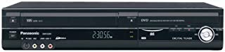 Panasonic DMR-EZ485VK Progressive Scan DVD Recorder with Digital Tuner, VCR . DTV Transition Solution (Renewed)