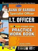 Kiran Bank of Baroda(BOB) Specialist Officer I.T. Officer Prelim & Main Exam Self Study Guide-Cum Practice Work Book by Achal Gupta (B.tech-Electronic & Communication) English (2645)
