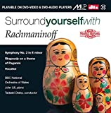 Serge Rachmaninov : Oeuvres orchestrales [DVD de Audio]