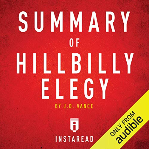 Couverture de Summary of Hillbilly Elegy by J. D. Vance