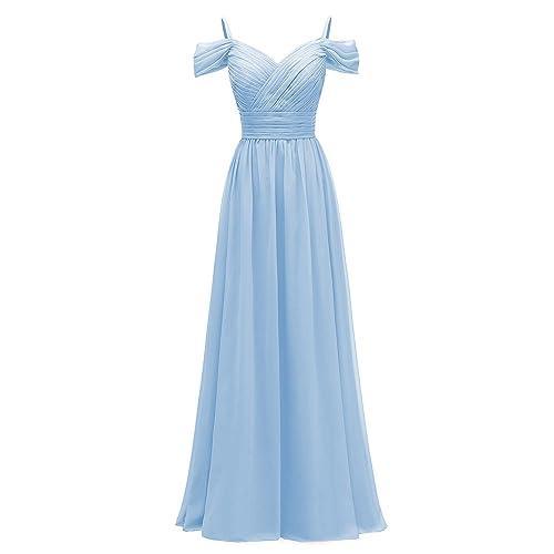 Ice Blue Bridesmaid Dress: Amazon.com