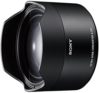 Sony SEL075UWC - Conversor Gran Angular para Objetivo Sony FE 28 mm f/2 (Montura Tipo E)
