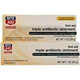 Rite Aid First Aid Triple Antibiotic Ointment - 1 oz