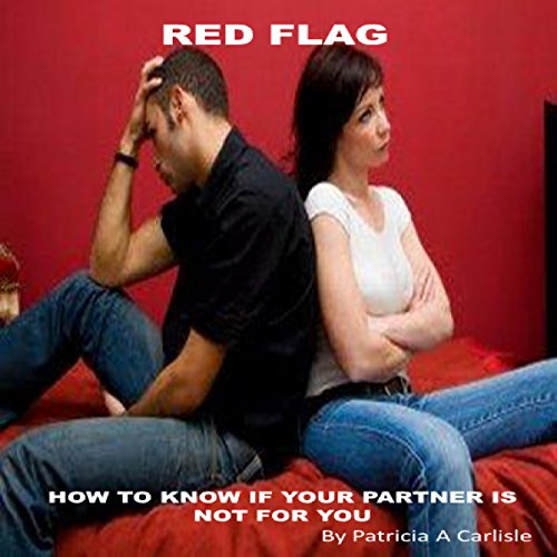 Red Flag audiobook cover art