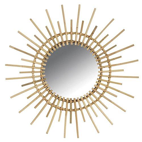 Aubry Gaspard - Espejo de Pared en Forma de Sol