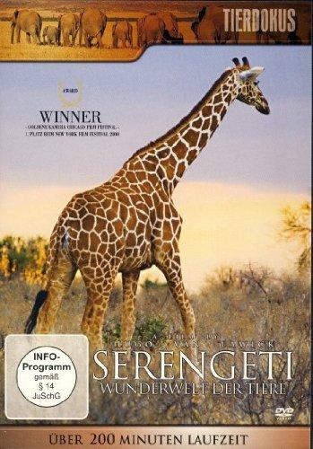 Serengeti - Wunderwelt der Tiere