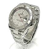(ロレックス)ROLEX 116622 ヨットマスター ロレジウム メンズ自動巻 ルーレット スポーツ 腕時計 プラチナ/SS メンズ 中古