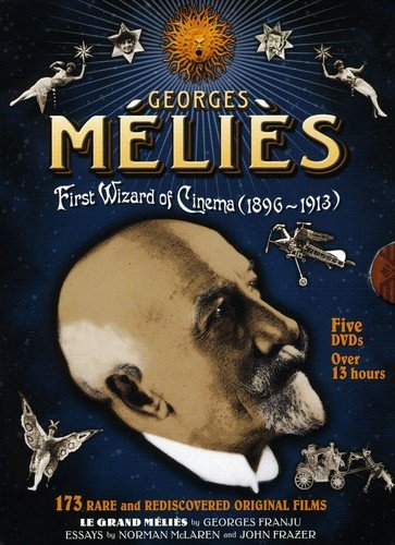 Ranking TOP16 Georges Some reservation Melies: First Wizard Cinema of 1896-1913