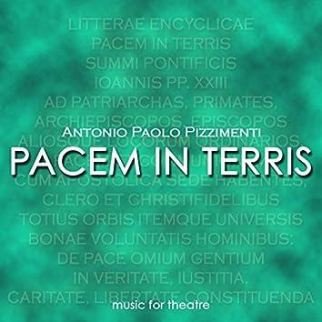 Pacem In Terris (Music for Theatre)