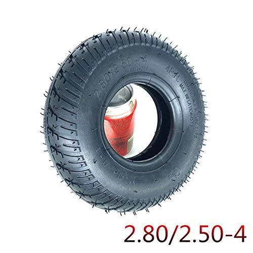 Pneus durables, pneus intérieurs et extérieurs de 9 pouces 2,80...
