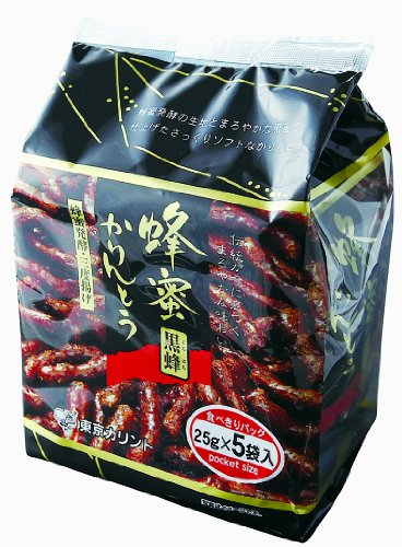 東京カリント 25g黒蜂X5P 125g×12袋