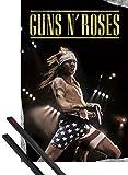1art1 Guns N' Roses Poster (91x61 cm) Axl Rose In Stars and