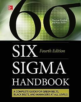 Six Sigma Handbook, Fourth Edition (ENHANCED EBOOK) by [Thomas Pyzdek, Paul A. Keller]