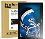 ivoler Protector de Pantalla para Lenovo Tab 2 A10-30F / A10-70 10.1 Pulgadas, Cristal Vidrio Templado Premium