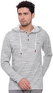 Proline Mens Navy Marl Sweat Shirt(PC13043NB)