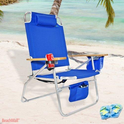 Big Jumbo Heavy Duty Beach Chair for Big & Tall People