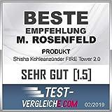 Rosenfeld Premium Kohleanzünder - 4