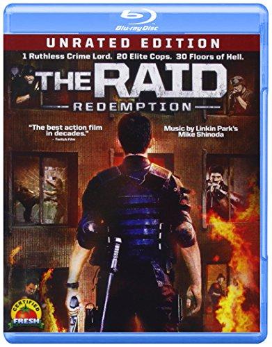 Raid: Redemption [Edizione: Stati Uniti] [USA] [Blu-ray]