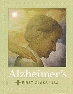 USPS Forever Stamps Alzheimer's Semi-Postal Sheet of 20