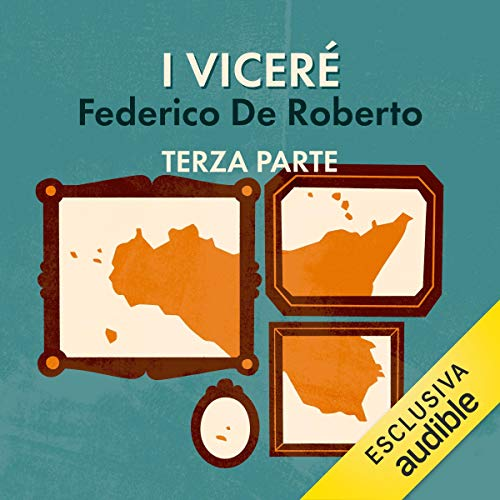 I vicerè 3 audiobook cover art