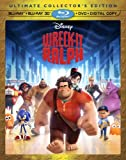 Wreck-It Ralph DVD Blu-Ray