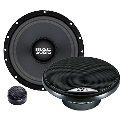 Mac Audio Edition 216 Altavoces de vías separadas 16.5cm 6.5""