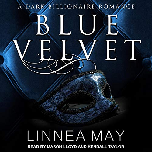 Blue Velvet audiobook cover art