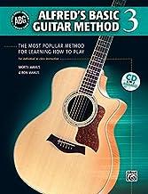 Alfred's Basic Guitar Method, Book 3 (Alfred's Basic Guitar Library, Bk 3)