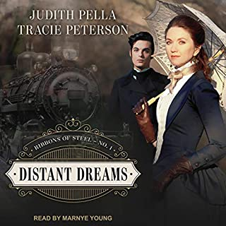 Distant Dreams audiobook cover art