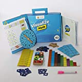 Sparklebox Math Learning Kit for Grade K2 | Age Group4-6 | 17 Concepts Learning Activities for CBSE /ICSE/State Board…