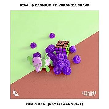 Heartbeat (feat. Veronica Bravo) [Remix Pack Vol.1]