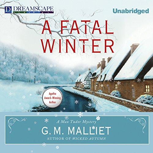 A Fatal Winter audiobook cover art
