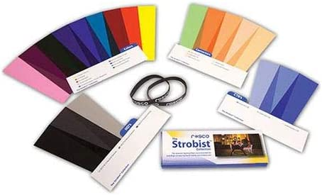 Regular store Rosco Strobist Collection Flash Pack Sheets 5.5 x 1.5 Max 52% OFF