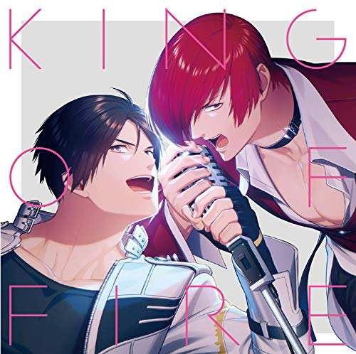 KING OF FIRE (通常盤)(特典はつきません)