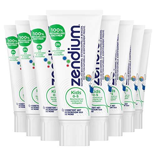 Zendium Tandpasta Kids Nijntje 0-5 jaar, voor jonge kinderen – 12 tubes (50ML)