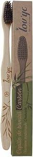 ParafARM Lov YC diş fırçası, bambu, 1 adet infu kömürü, nötr, standart.