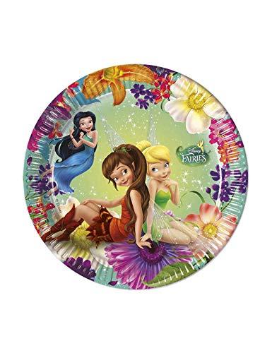 Procos- Plato 20 cm, Trilli Fairies, multicolor, 5PR85243