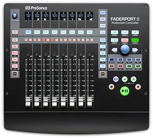 Presonus Faderport Controller für Tonstudio, USB/Midi