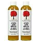 Caleb Treeze Organic Farm Stops Acid Reflux 8oz (2 Pack) (2 Items)
