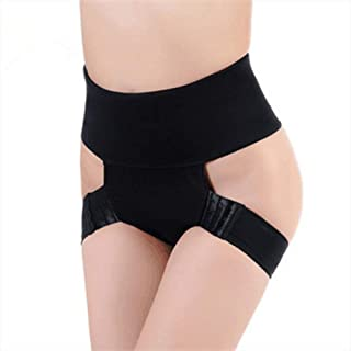 The New Bandage High Waist Belly Pants Shapewear Girdle Dew Hips Hip Raise Postnatal Abdominal Band