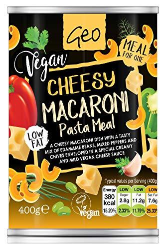 Geo Organics Cheesy Macaroni Pasta Meal 400g