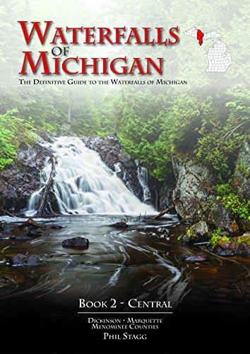 Waterfalls of Michigan - Book 2