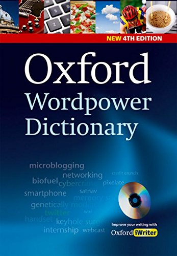 Image OfOxford Wordpower Dictionary. Con CD-ROM
