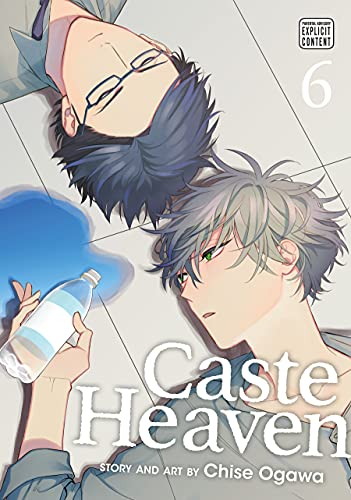 Caste Heaven, Vol. 6 (Yaoi Manga)