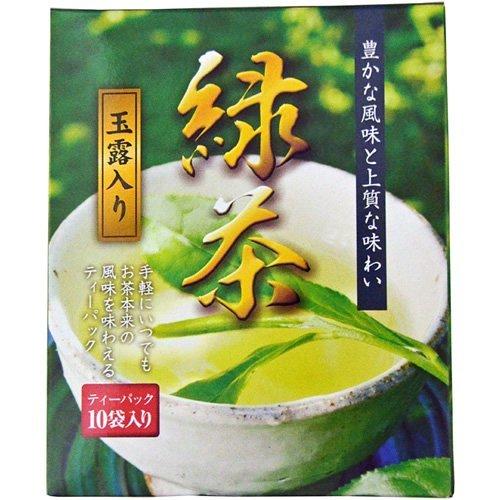 みどり園 玉露入り緑茶 (2g×10包) 20g