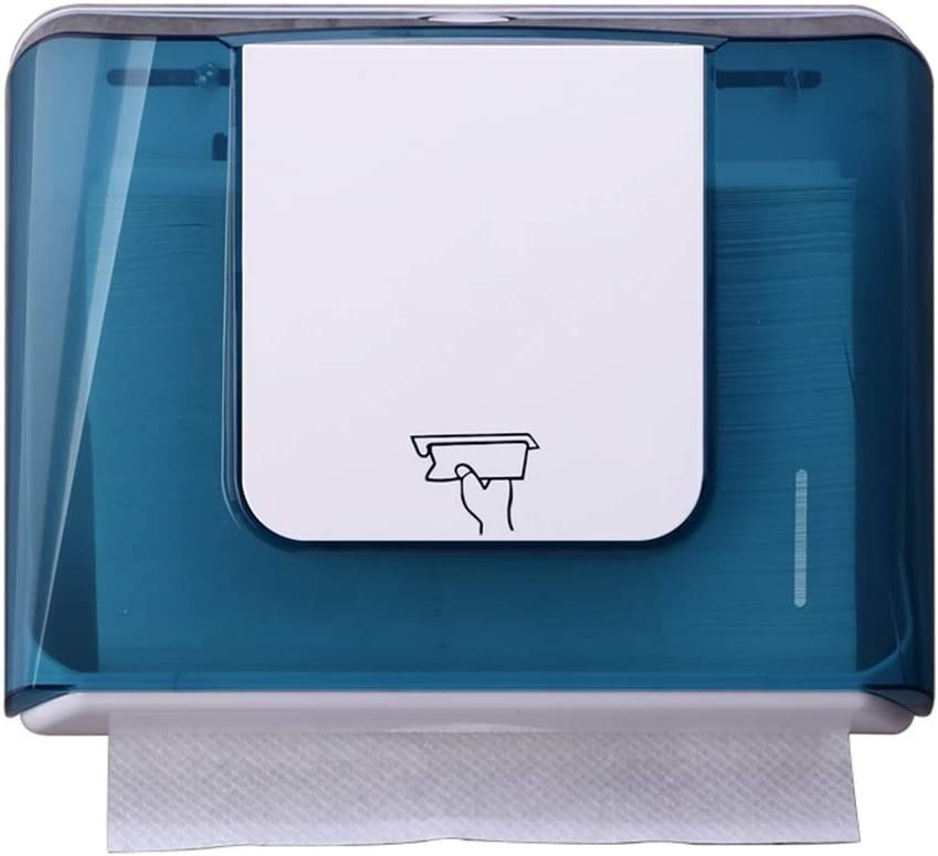ZSP Paper Towel Wall-Mounted wit Ranking Max 71% OFF integrated 1st place Dispenser