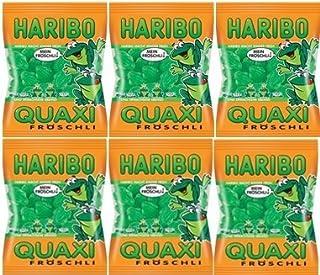 HARIBO ハリボー フロッグ  200g×6袋