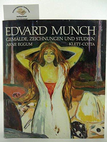 Edvard Munch. Gemälde, Zeichnungen und Studien