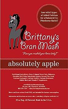 Horse Treats Brittanys Bran Mash for Horses